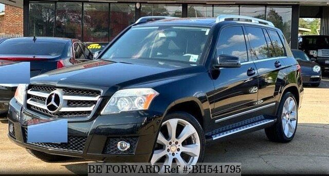 Used 2010 MERCEDES-BENZ GLK-CLASS BH541795 for Sale