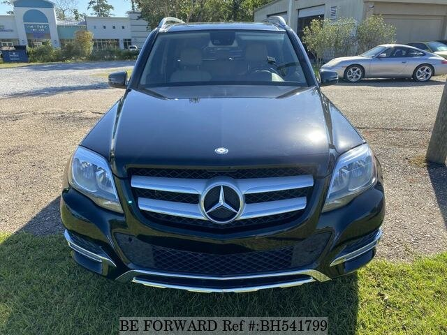 Used 2015 MERCEDES-BENZ GLK-CLASS BH541799 for Sale