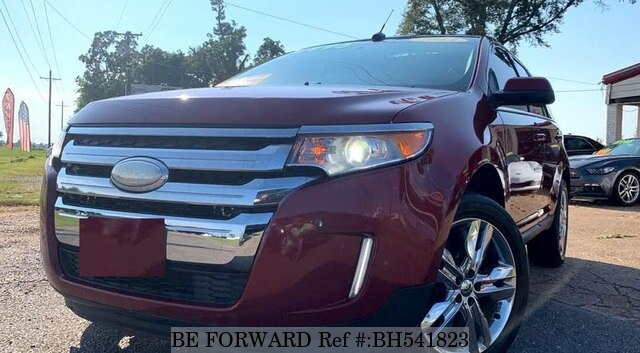 Used 2013 FORD EDGE BH541823 for Sale