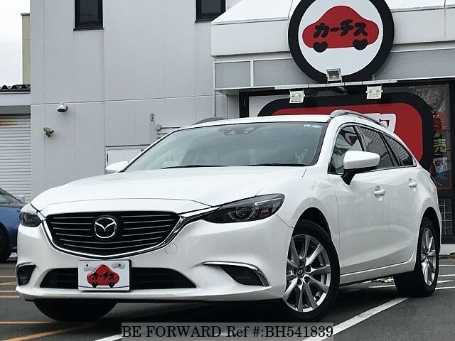 Used 2015 MAZDA ATENZA WAGON BH541839 for Sale