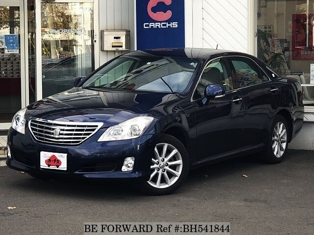 Used 2008 TOYOTA CROWN BH541844 for Sale
