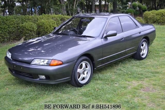 Used 1993 NISSAN SKYLINE BH541896 for Sale