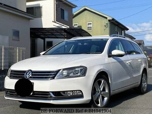 Used 2011 VOLKSWAGEN PASSAT VARIANT BH541904 for Sale