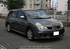 Used 2006 NISSAN WINGROAD BH541960 for Sale