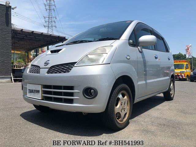 Used 2004 NISSAN MOCO BH541993 for Sale