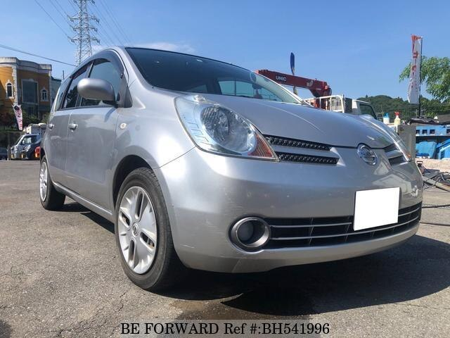 Used 2007 NISSAN NOTE BH541996 for Sale