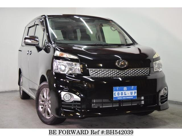 Used 2011 TOYOTA VOXY BH542039 for Sale
