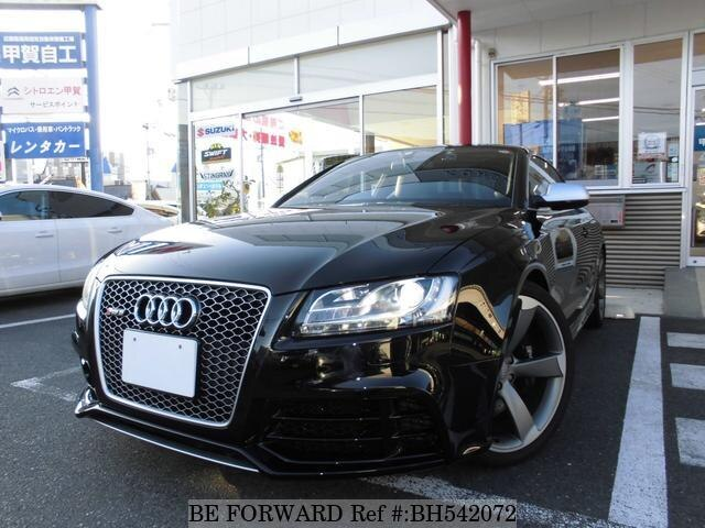 Used 2010 AUDI RS5 BH542072 for Sale