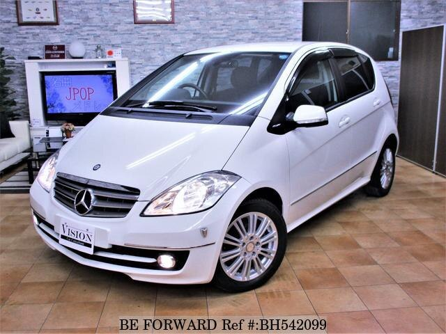 Used 2011 MERCEDES-BENZ A-CLASS BH542099 for Sale