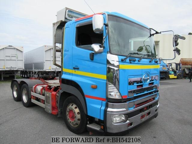 Used 2011 HINO PROFIA BH542108 for Sale