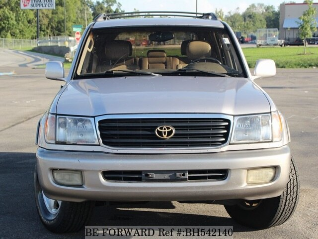 Used 2000 TOYOTA LAND CRUISER BH542140 for Sale