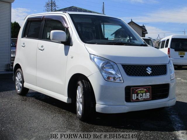 Used 2009 SUZUKI WAGON R BH542149 for Sale