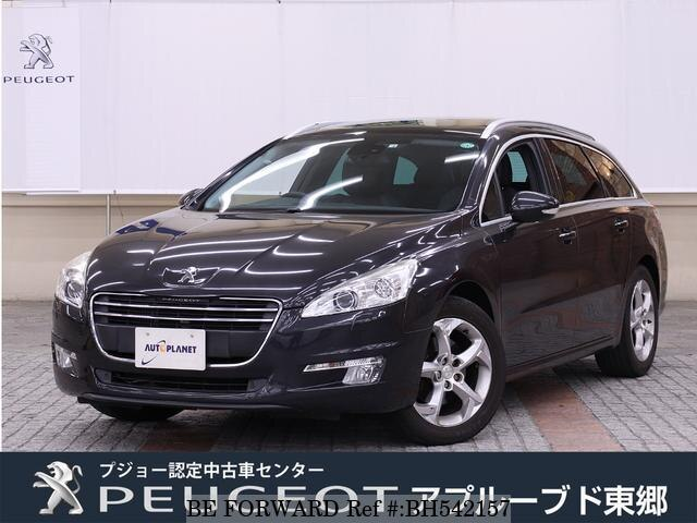 Used 2012 PEUGEOT 508 BH542157 for Sale