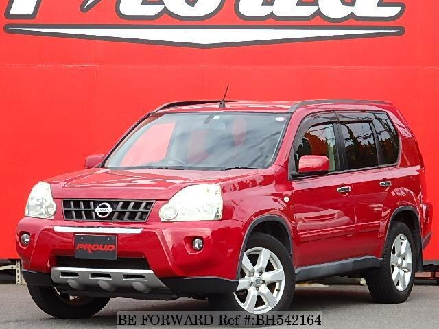 Used 2008 NISSAN X-TRAIL BH542164 for Sale
