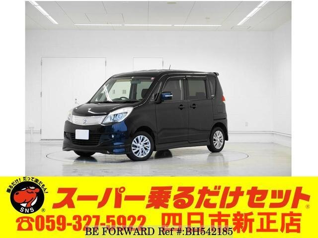 Used 2011 SUZUKI SOLIO BH542185 for Sale