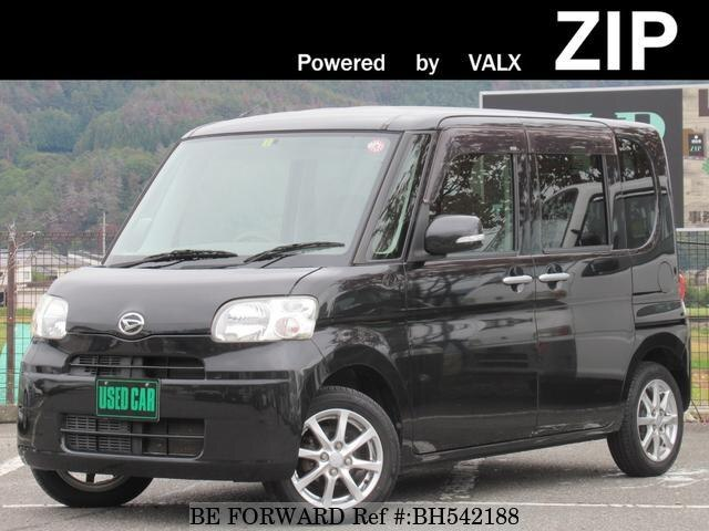 Used 2011 DAIHATSU TANTO BH542188 for Sale