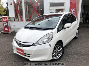 Used 2010 HONDA FIT BH542209 for Sale