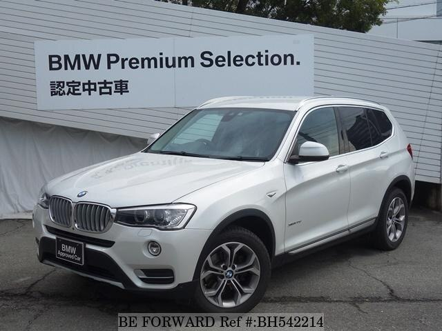 Used 2017 BMW X3 BH542214 for Sale