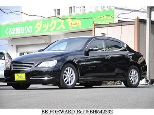 Used 2007 TOYOTA MARK X BH542232 for Sale