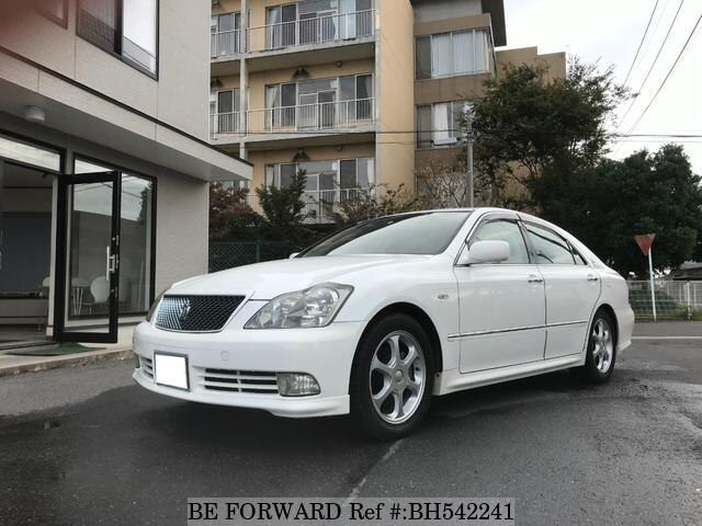 Used 2004 TOYOTA CROWN BH542241 for Sale