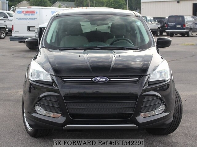 Used 2016 FORD ESCAPE BH542291 for Sale