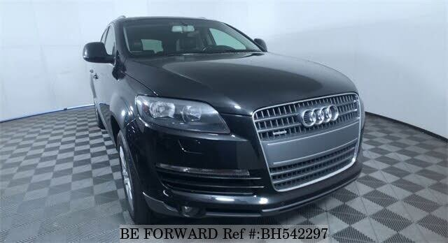 Used 2008 AUDI Q7 BH542297 for Sale