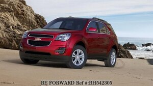 Used 2013 CHEVROLET EQUINOX BH542305 for Sale