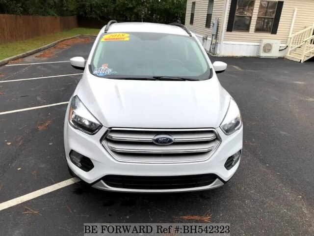 Used 2018 FORD ESCAPE BH542323 for Sale