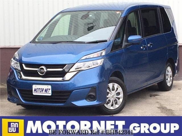 Used 2018 NISSAN SERENA BH542341 for Sale