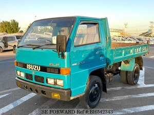 Used 1988 ISUZU ELF TRUCK BH542343 for Sale