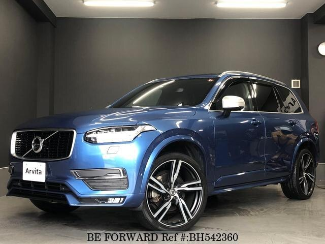 Used 2016 VOLVO XC90 BH542360 for Sale