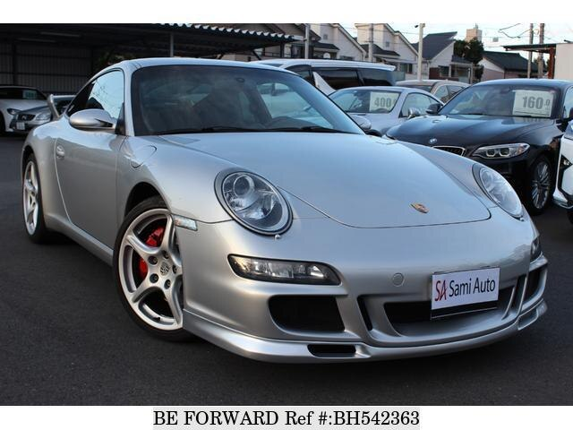Used 2007 PORSCHE 911 BH542363 for Sale