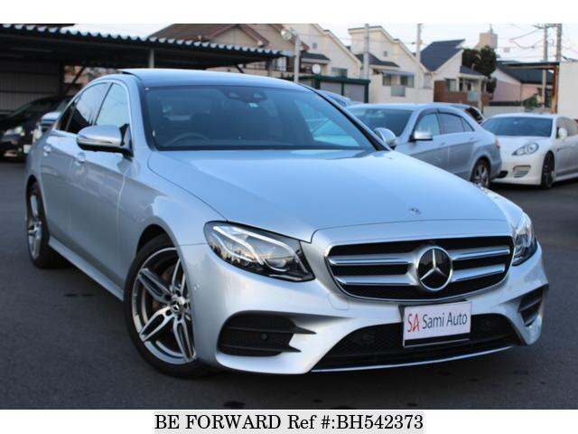 Used 2019 MERCEDES-BENZ E-CLASS BH542373 for Sale