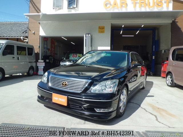 Used 2003 TOYOTA CELSIOR BH542391 for Sale