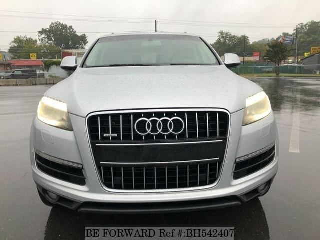 Used 2012 AUDI Q7 BH542407 for Sale