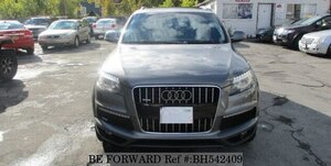 Used 2011 AUDI Q7 BH542409 for Sale