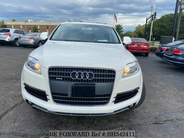 Used 2007 AUDI Q7 BH542411 for Sale