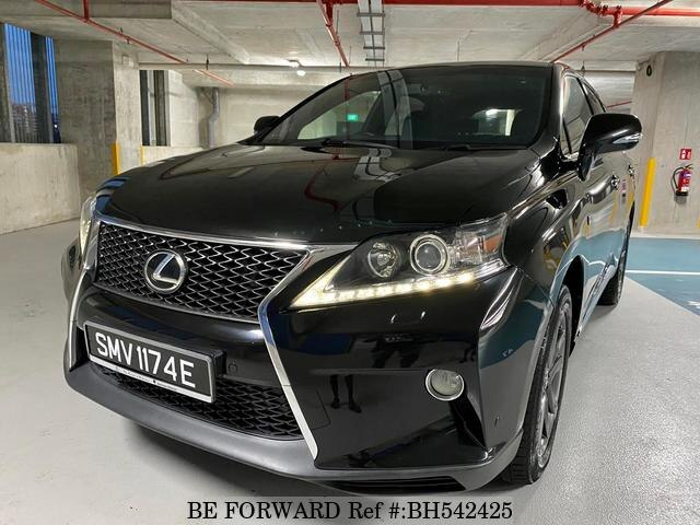 Used 2013 LEXUS RX BH542425 for Sale