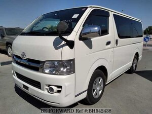 Used 2005 TOYOTA HIACE VAN BH542438 for Sale