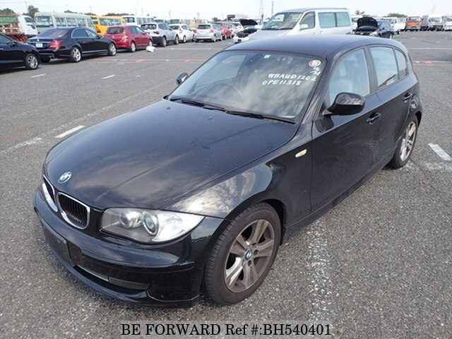 Used 2010 BMW 1 SERIES BH540401 for Sale