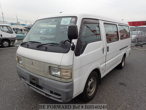 Used 2005 MITSUBISHI DELICA CARGO BH540240 for Sale