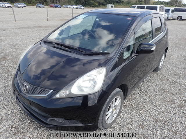 Used 2007 HONDA FIT BH540130 for Sale