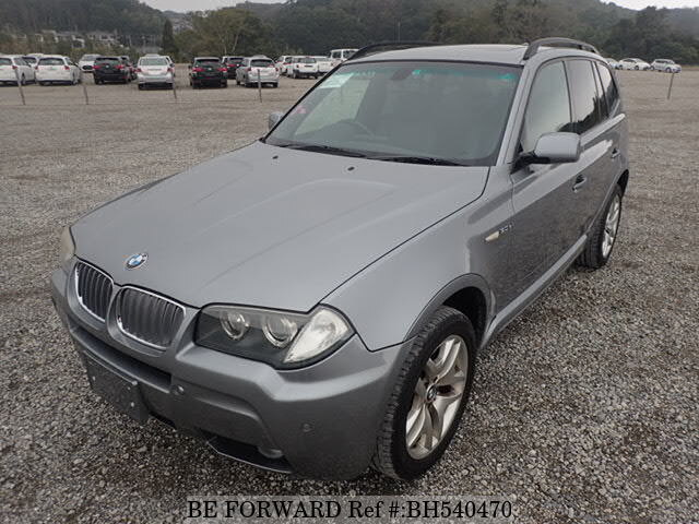 Used 2006 BMW X3 BH540470 for Sale