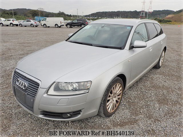 Used 2005 AUDI A6 BH540139 for Sale