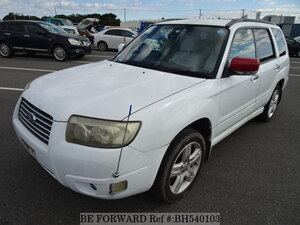 Used 2005 SUBARU FORESTER BH540103 for Sale