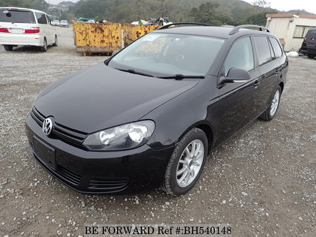 Used 2011 VOLKSWAGEN GOLF VARIANT BH540148 for Sale