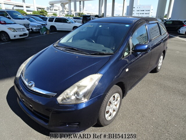 Used 2007 TOYOTA WISH BH541259 for Sale