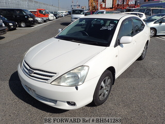 Used 2004 TOYOTA ALLION BH541283 for Sale