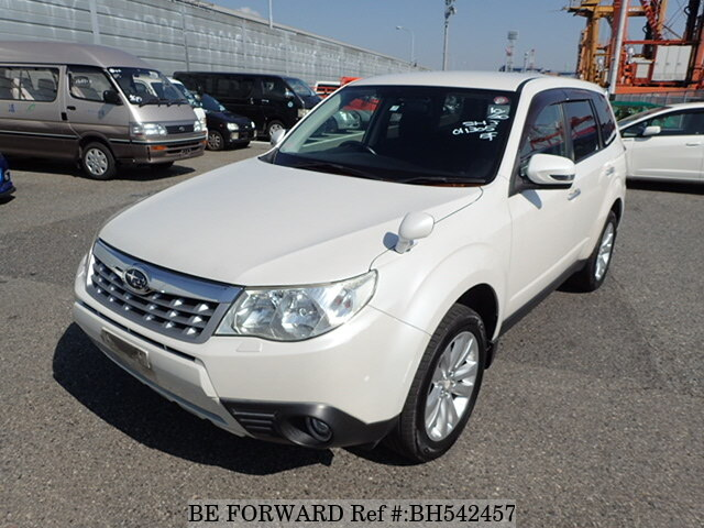 Used 2011 SUBARU FORESTER BH542457 for Sale