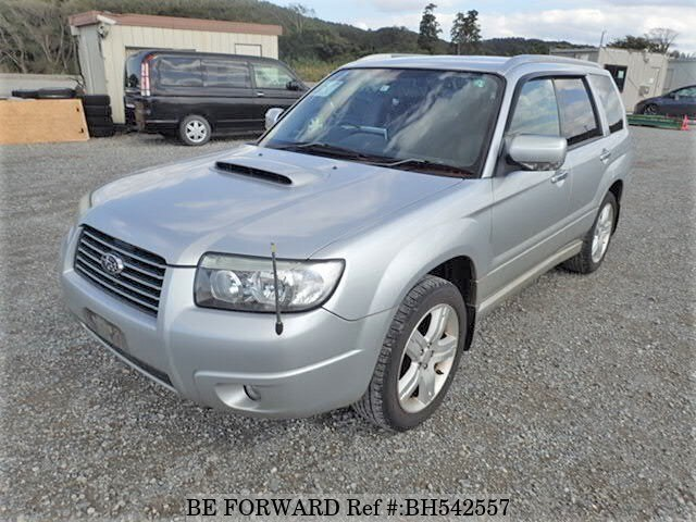Used 2005 SUBARU FORESTER BH542557 for Sale